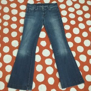 Citizens of Humanity Faye #003 Low Waist Jeans